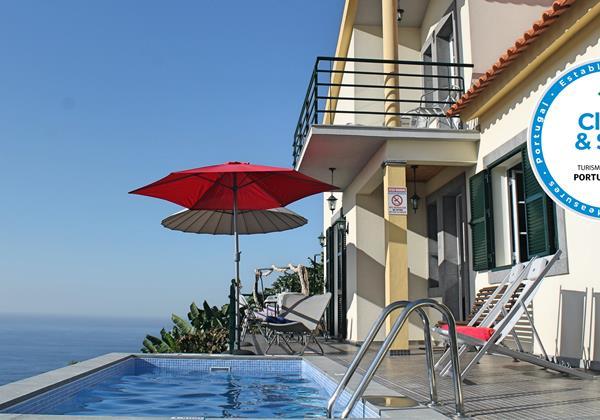 Our Madeira Villas In Madeira Casa Jardim Mar