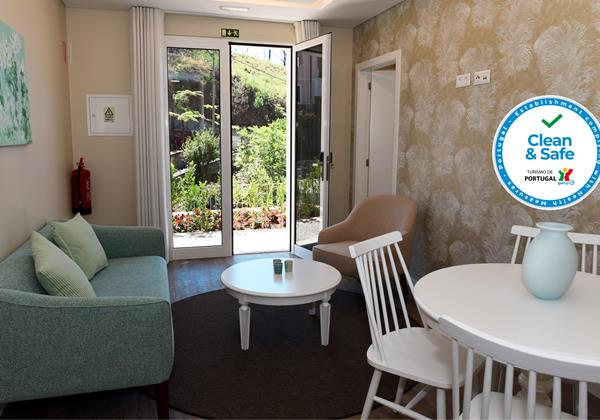 Our Madeira Apartments In Madeira Babosas Village Garden 2