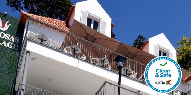 Our Madeira Apartments In Madeira Babosas Village Suite Exterior