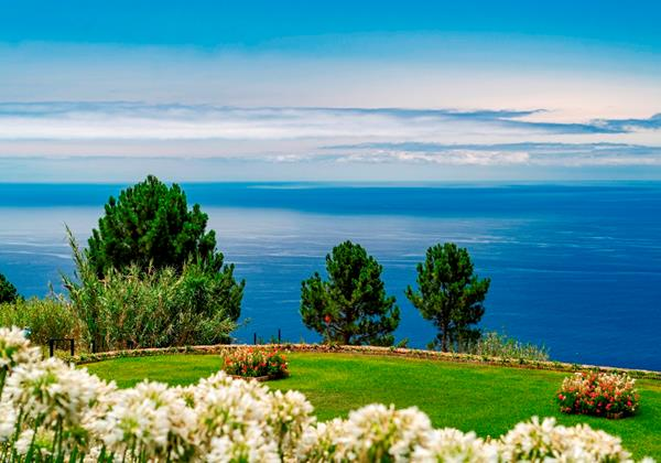 Our Madeira - Apartments in Madeira in the Countryside - Quinta Inacia Views