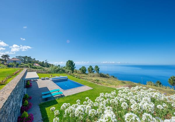19 Our Madeira Quinta Inacia Pool And View 2