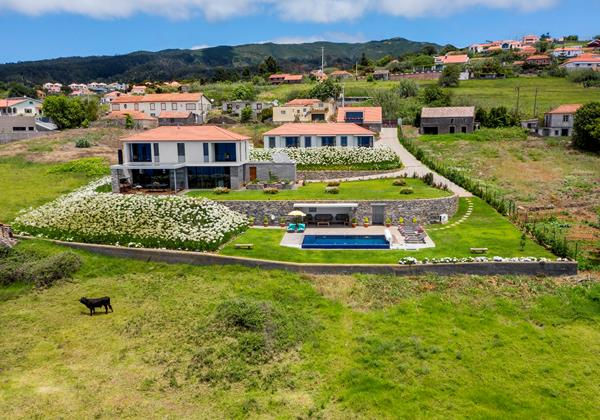 Our Madeira - Tranquil Apartaments in Madeira - Quinta Inacia