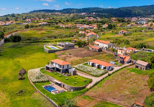 Our Madeira - Apartments in Madeira in the Countryside - Quinta Inacia