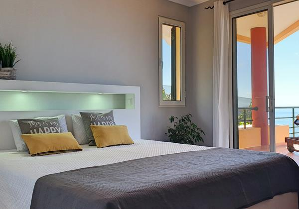 Our Madeira Apartments In Madeira Atlantic View Apartment Bedroom