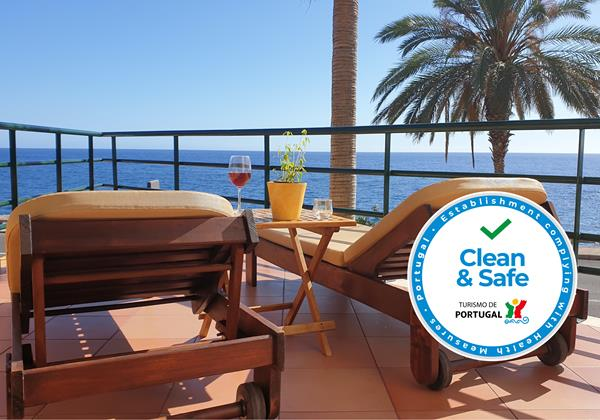 Our Madeira Apartments In Madeira Atlantic View Apartment