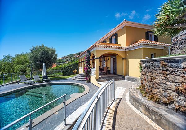 Our Madeira Villas In Madeira Quinta Girassol Exterior