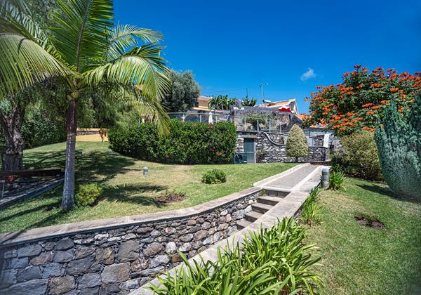 Our Madeira Villas In Madeira With Garden Quinta Girassol