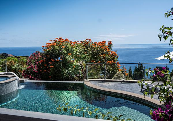 Our Madeira Villas In Madeira With Private Swimming Pool Quinta Girassol