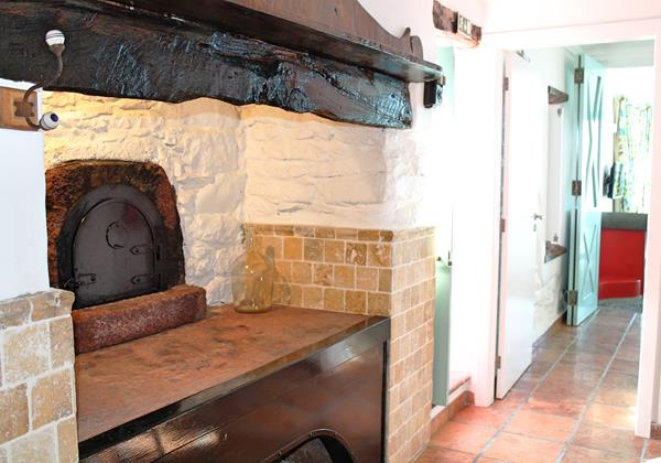 14 Our Madeira Cottage Do Mar Old Bread Oven