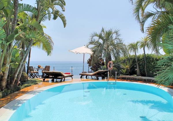 27 Our Madeira Villas in Madeira with Heated Pool Villa Do Mar I