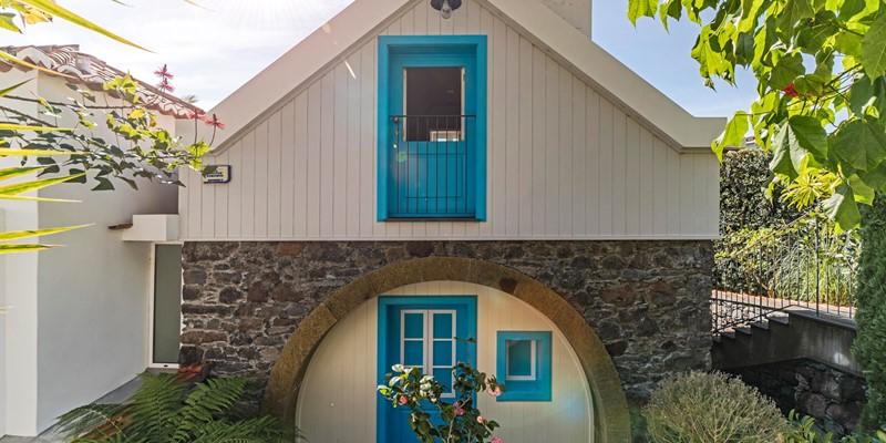4 Our Madeira Villa Do Mar 2 Entrance