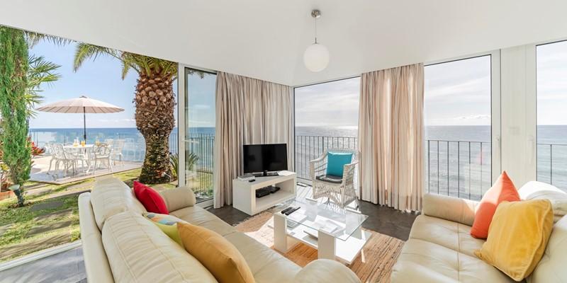 5 Our Madeira Villa Do Mar 2 Living Room