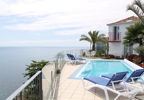 Our Madeira Villas in Madeira with Private Pool Villa Do Mar II Exterior 3