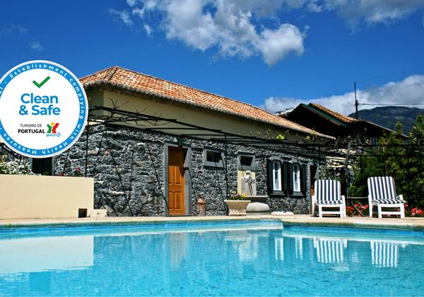 Our Madeira Villas And Cottages In Madeira Casa Das Vinhas