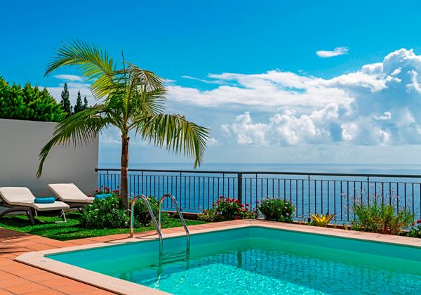 3 Our Madeira Casa Amaro Mar Pool And View 2