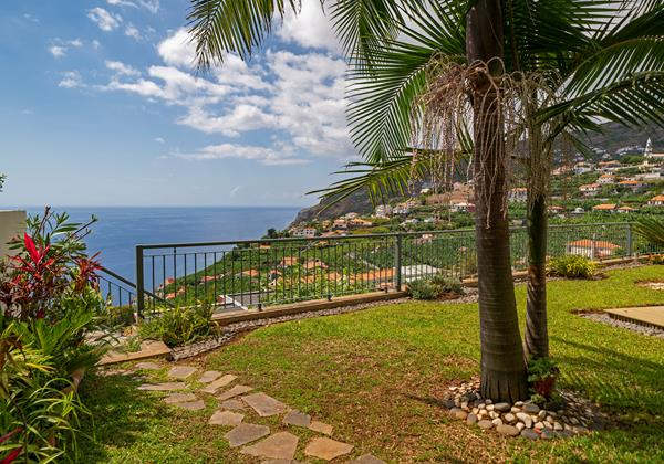24 Our Madeira Casa Amaro Sol Garden And View