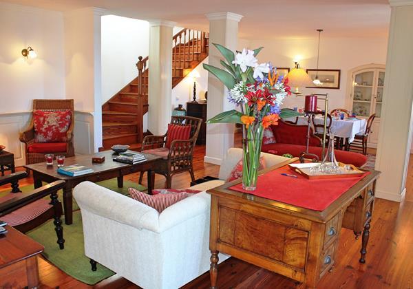 Ourmadeira Character Villas In Madeira Quinta Dalegira Living Area