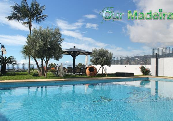 Our Madeira Villas In Madeira Belair By Our Madeira Pool
