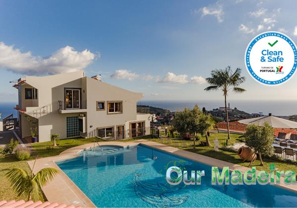 Our Madeira Villas In Madeira Belair By Our Madeira
