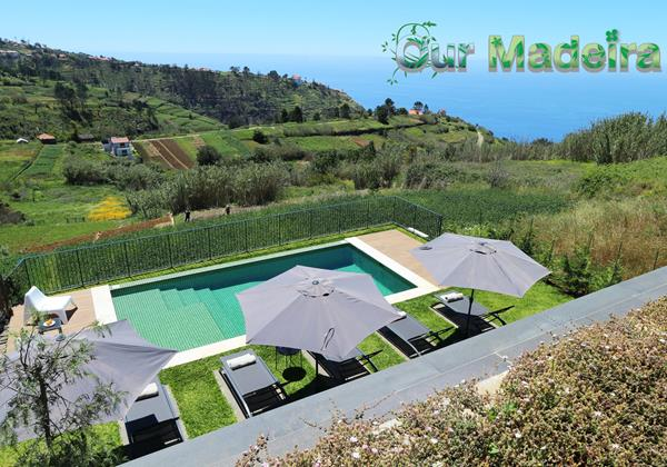 Our Madeira Villas In Madeira With Private Pool Bella Vita