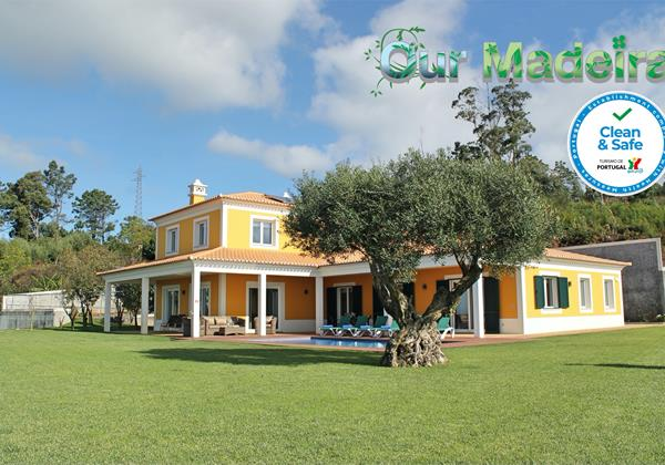 Our Madeira Villas In Madeira Bellevue By Ourmadeira