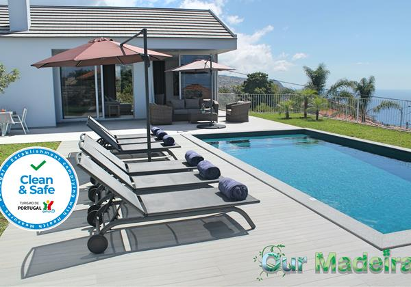 Our Madeira Villas In Madeira Calheta Heights By Ourmadeira