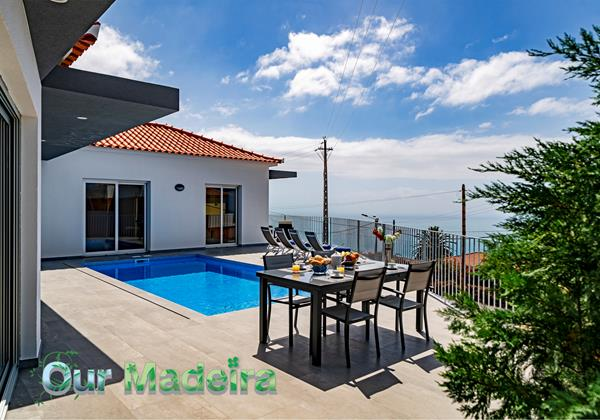 Our Madeira Villas In Madeira Calhetascape By Ourmadeira