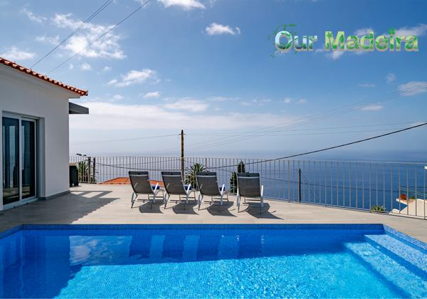 Ourmadeira Villas In Madeira With Private Pool Calhetascape By Ourmadeira