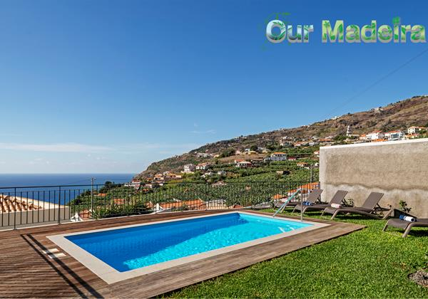 Ourmadeira Villas In Madeira With Private Pool Casa Amaro Sunset By Ourmadeira