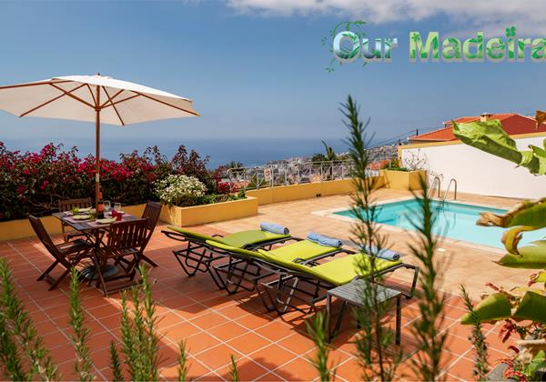 Ourmadeira Villlas In Madeira With Private Pool Casa Belflores