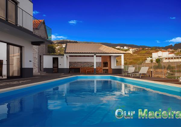 Our Madeira Villas In Madeira Casa Da Rosalina By Ourmadeira Pool
