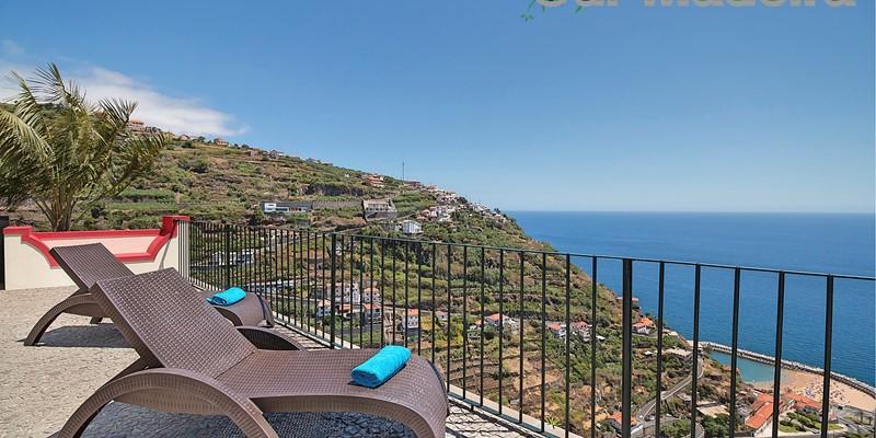 Ourmadeira Villas In Madeira Casa Do Julio By Ourmadeira Calheta Beach