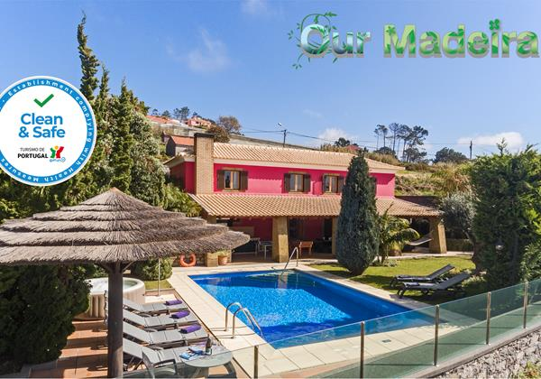 Our Madeira Villas In Madeira Criss Home By Ourmadeira