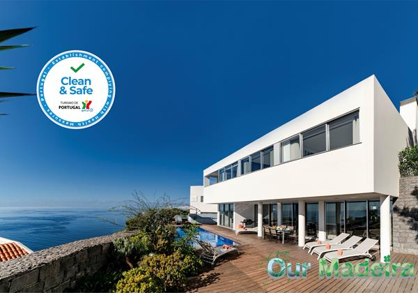 Our Madeira Villas In Madeira Fonte Do Mar 1 By Ourmadeira