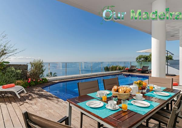 Ourmadeira Villas In Madeira Fonte Do Mar 1 By Ourmadeira Pool