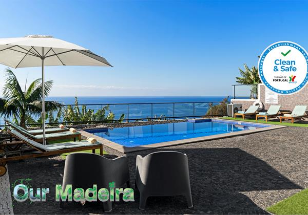 Our Madeira Villas In Madeira Graycis By Ourmadeira