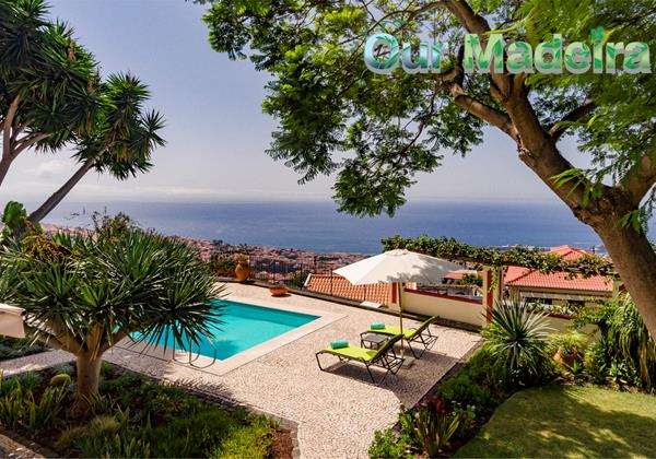 Ourmadeira Villas In Madeira With Sea View Quinta Dalegria