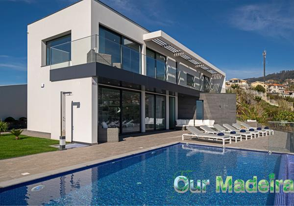 Our Madeira Villas In Madeira Seacrest By Ourmadeira Exterior