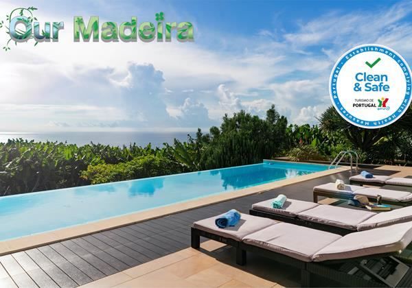 Our Madeira Villas In Madeira Designhouse By Ourmadeira