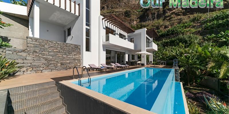Ourmadeira Villas In Madeira Designhouse By Ourmadeira Exterior