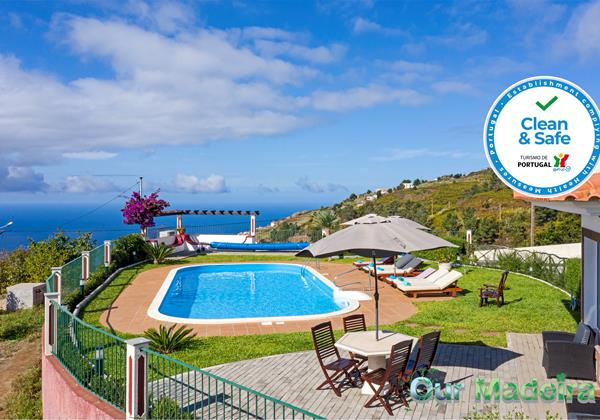 Our Madeira Villas In Madeira Theos House By Ourmadeira