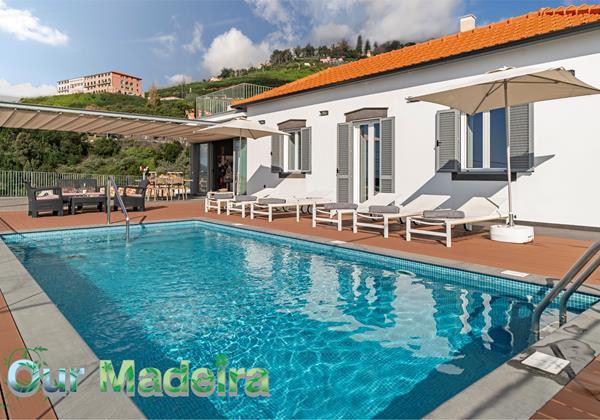 Our Madeira Character Villas In Madeira Vila Da Portada By Ourmadeira