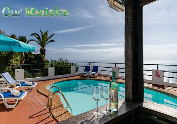 Ourmadeira Villas In Madeira With Private Pool Villa Aquarela By Ourmadeira