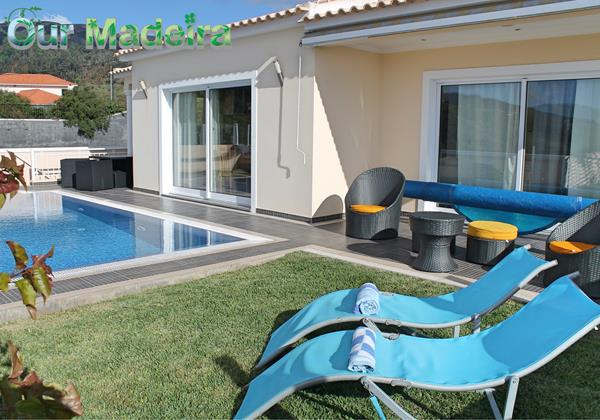 Ourmadeira Villas In Madeira With Private Pool Villa Dilis By Ourmadeira