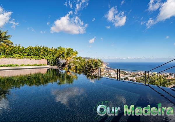 Our Madeira Villas In Madeira With Private Pool Villa Luz By Ourmadeira
