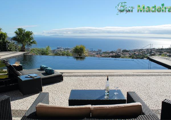 Our Madeira Villas In Madeira With Seaview Villa Luz By Ourmadeira