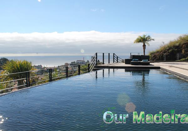 Ourmadeira Villas In Madeira With Heated Pool Villa Luz By Ourmadeira