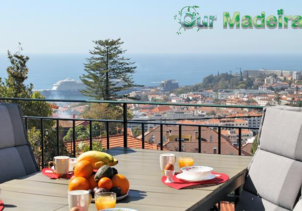 Our Madeira Luxury Villas In Madeira With Seaview Villa Luzia By Ourmadeira