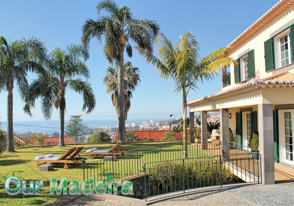 Our Madeira Villas In Madeira Villa Luzia By Ourmadeira Exterior