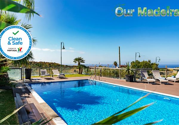 Our Madeira Villas In Madeira Sol E Mar By Ourmadeira
